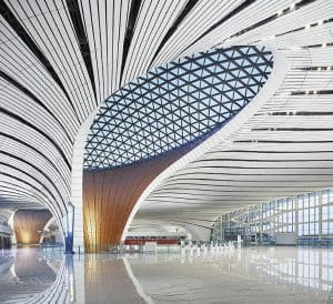 Zaha Hadid Projects -World Architecture Community Awards 2020 - Beijing Daxing International Airport - 2