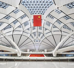 Zaha Hadid Projects -World Architecture Community Awards 2020 - Beijing Daxing International Airport - 6