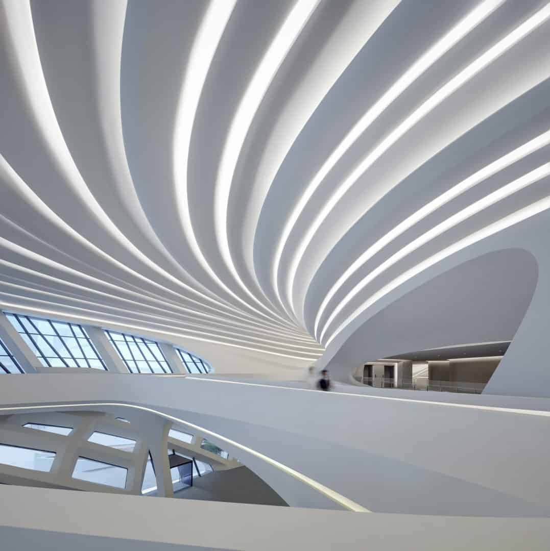 Zaha Hadid Projects -World Architecture Community Awards 2020 - Changsha Meixihu International Culture and Art Centre - 6