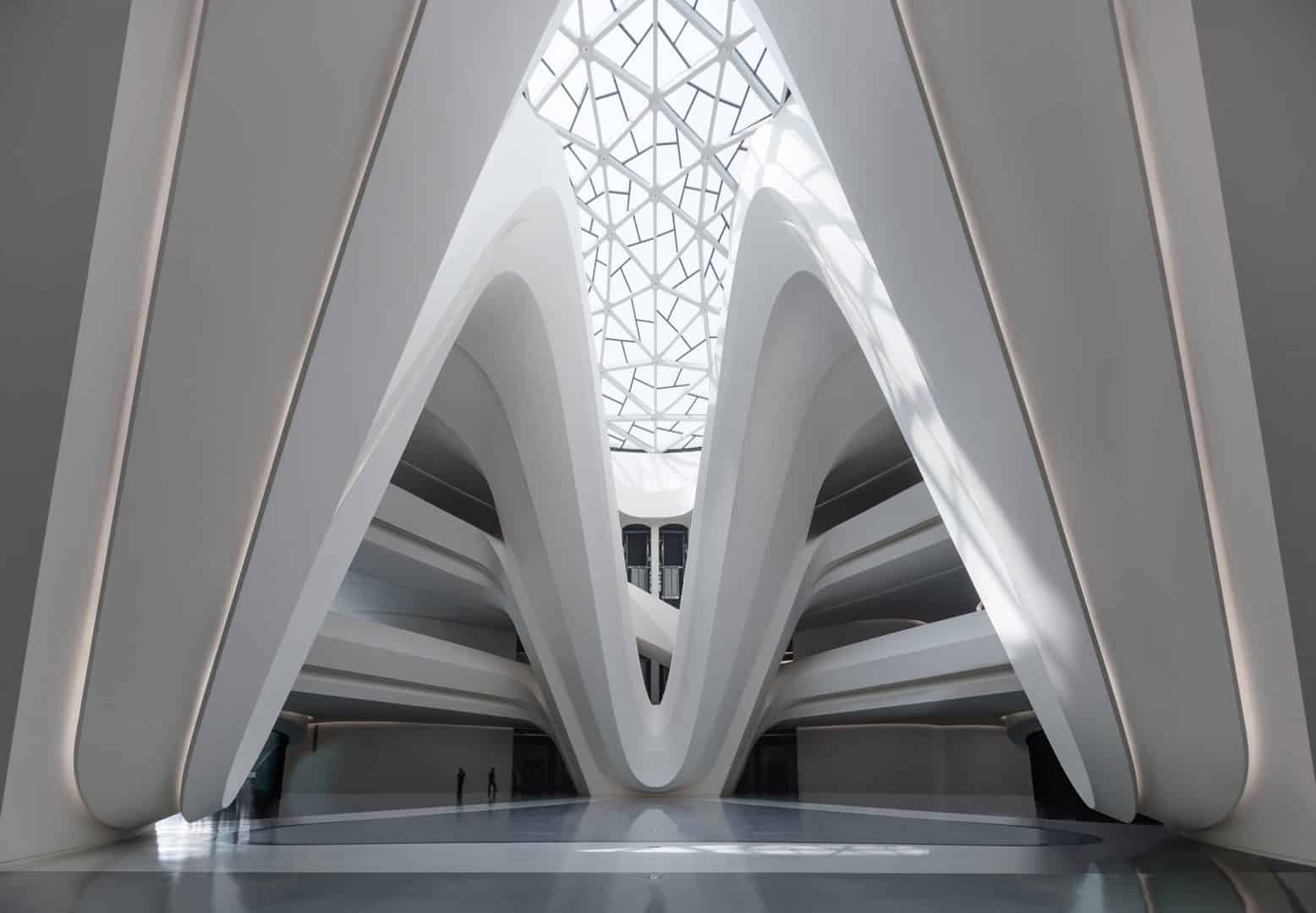 Zaha Hadid Projects -World Architecture Community Awards 2020 - Changsha Meixihu International Culture and Art Centre - 7