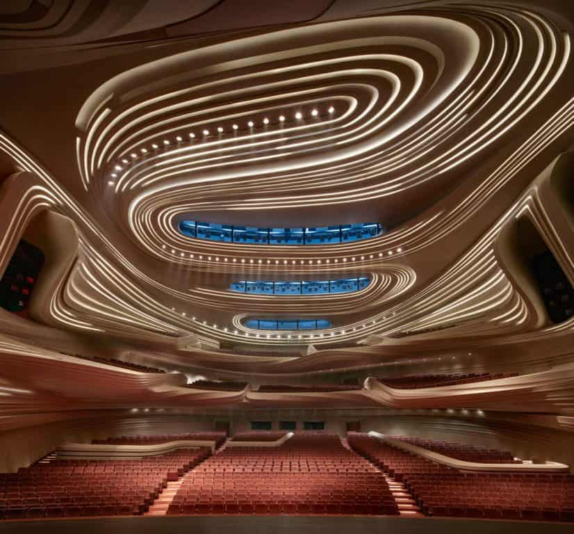 Zaha Hadid Projects -World Architecture Community Awards 2020 - Changsha Meixihu International Culture and Art Centre - 8