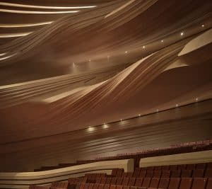 Zaha Hadid Projects -World Architecture Community Awards 2020 - Changsha Meixihu International Culture and Art Centre - 9