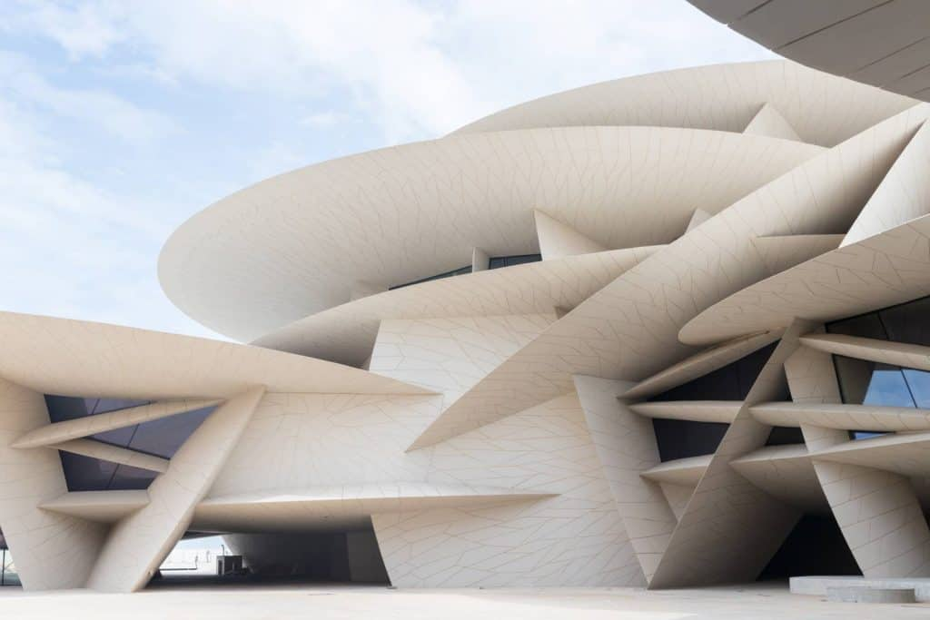 Duravit Starck 3 At The National Museum Qatar 2