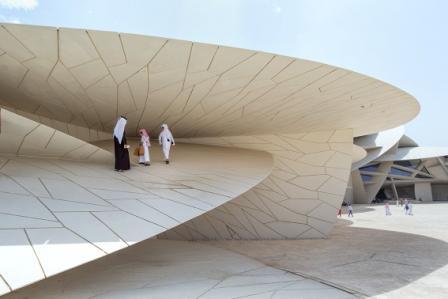 Duravit Starck 3 At The National Museum Qatar 5