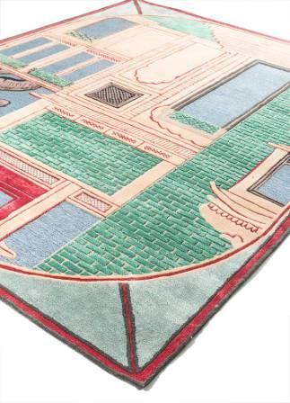 jaipur rugs -handmade carpet - Jaipur Wunderkammer 1