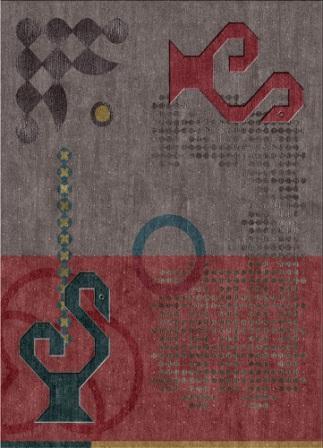 jaipur rugs -handmade carpet - Kolam