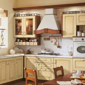 Arancia Kuchen _ Acacia_wood kitchen 2