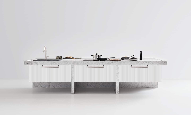 Arclinea Island Kitchen - Lignum et lapis 7