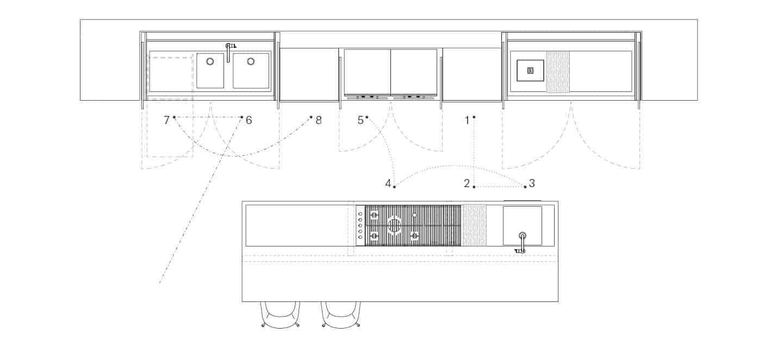 Arclinea Island Kitchen - Lignum et lapis 8