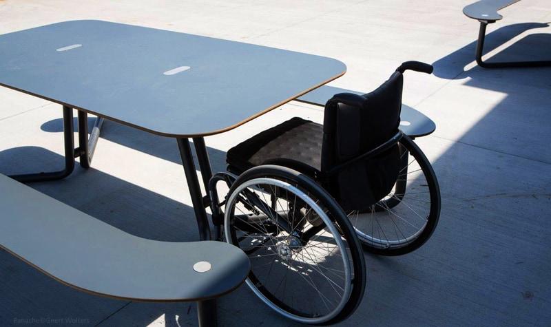 PLATEAU Picnic I - Innovative outdoor furniture 1