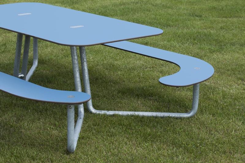 PLATEAU Picnic I - Innovative outdoor furniture 3