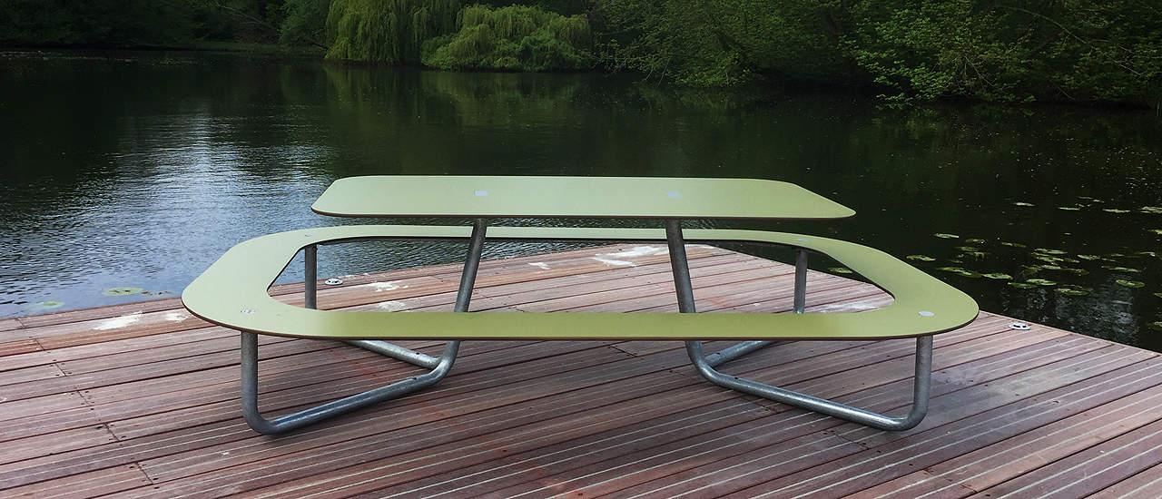PLATEAU Picnic O - Innovative outdoor furniture 6