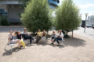 PLATEAU Plinth - Innovative outdoor furniture 1