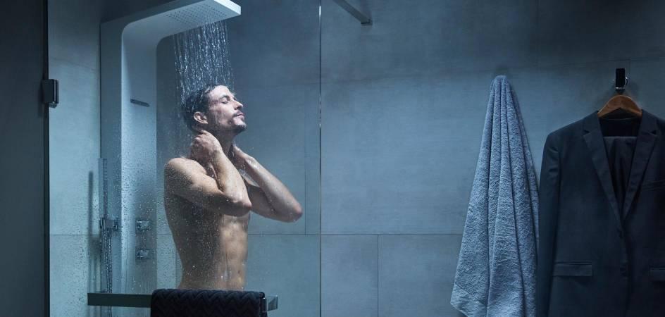 Roca _ Eternal _THERMOSTATIC HYDROMASSAGE COLUMN_shower 2