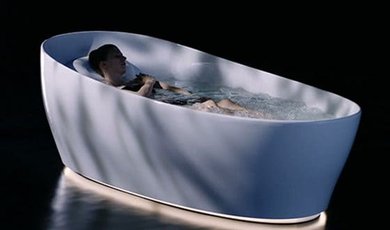 Toto flotation Tub _ ZERO DIMENSION Bathing_ 9