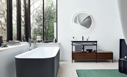 Designer Bathrooms: Duravit Happy D2 Plus 1