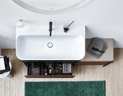 Designer Bathrooms: Duravit Happy D2 Plus 3