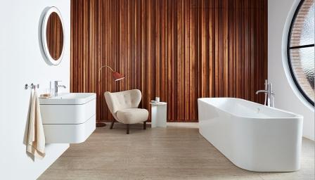 Designer Bathrooms: Duravit Happy D2 Plus 2