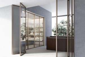 ADL Mitica Door Collection Combines Design And Technology To Create Flowing Spaces