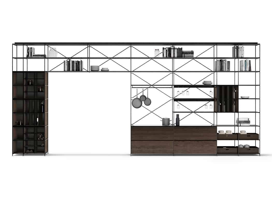Boffi R.I.G Modules _ kitchen
