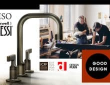 Gessi Inciso Collection _Good Design Award 23