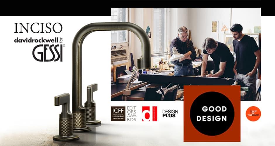 Gessi Inciso Collection _Good Design Award 23