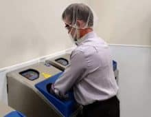 Innovative Sanitation Solutions_CleanTech Automatic Handwashing Stations
