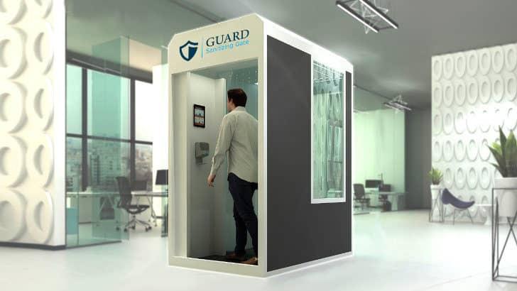 Innovative Sanitation Solutions_sanitation gates