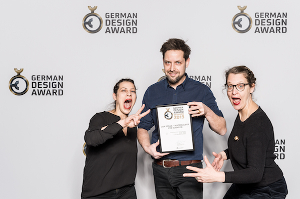 german design award - winners
