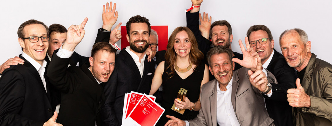 iF DESIGN AWARD 2021 - group picture