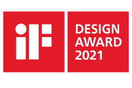 iF DESIGN AWARD 2021 logo