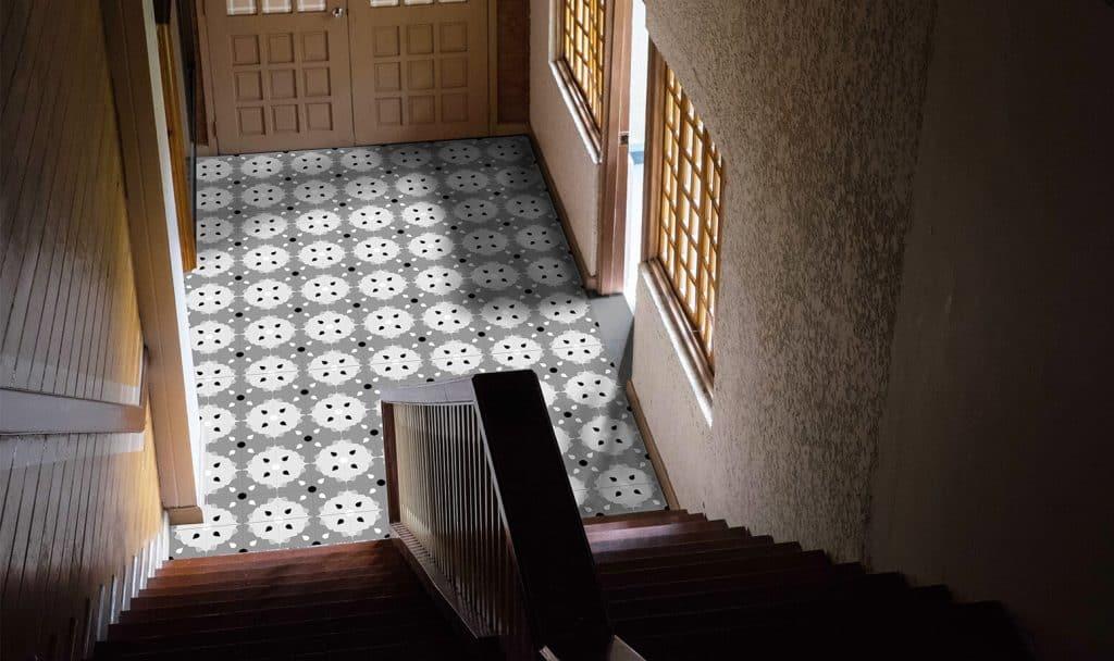 Carbon Tile 3
