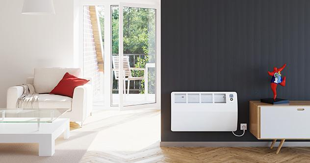 Green Buildings - Wall Heat Convector