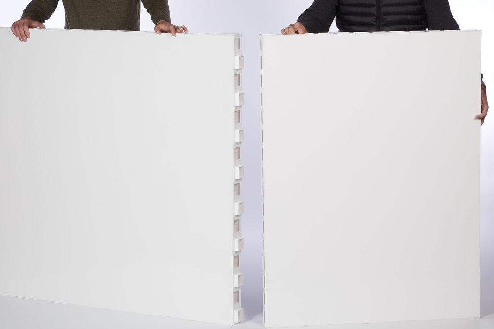 EverBlock Modular Building Blocks & Wall Panels 8