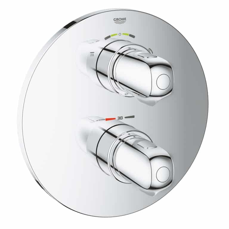 Grohe Grohtherm 1000_ thermostatic shower mixer
