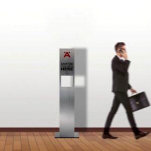 Hafele Floor-Standing Dispenser
