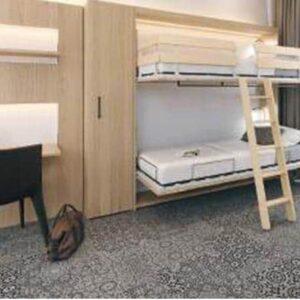 Hafele Foldaway Bed 1