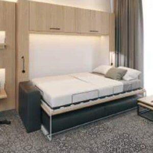 Hafele Foldaway sofa Bed 1