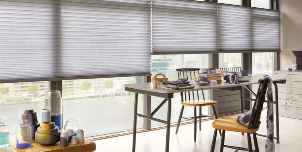 Hunter Douglas Duette Honeycomb Shades 1