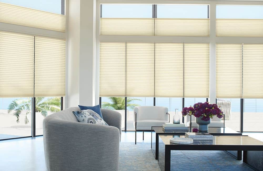 Hunter Douglas Duette Honeycomb Shades 4