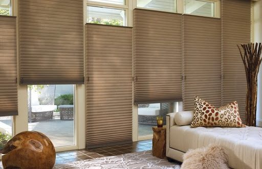 Hunter Douglas Duette Honeycomb Shades 5