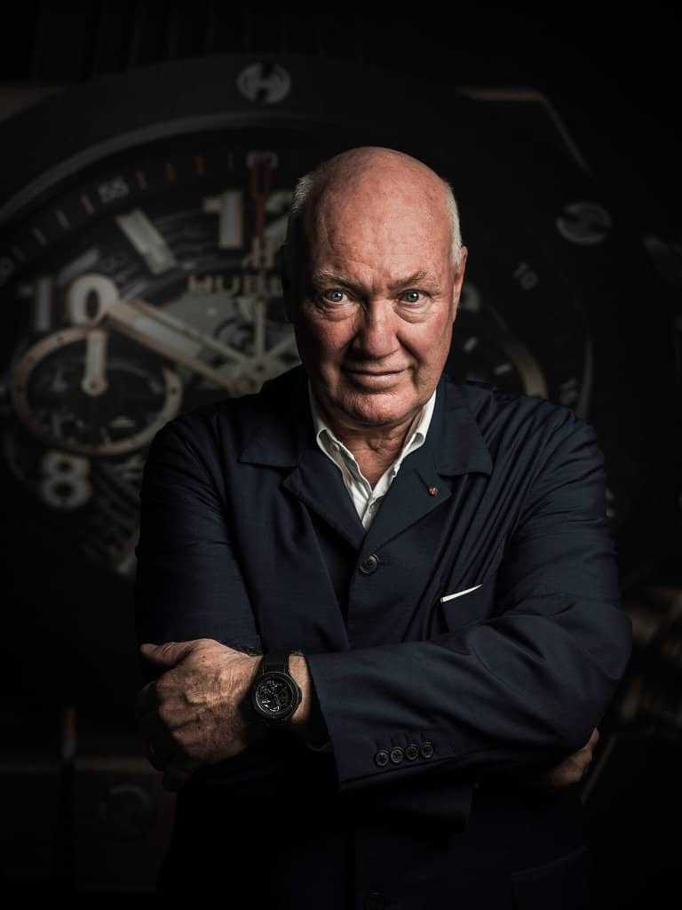 Jean-Claude_Biver__Chairman_of_Hublot_and_President_of_LVMH_Group_Watch_Division_Red Dot Personality Prize 2020_winner