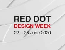 Red Dot Design Week 2020