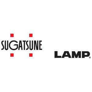 lamp by sugatsune logo 1