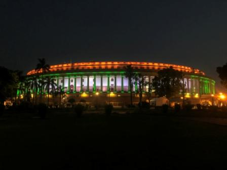Signify India Projects - Indian Parliament House