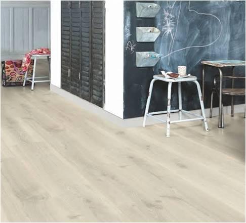 Wooden Flooring - Quick Step