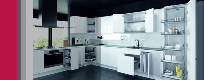 Hafele Kitchen Fittings