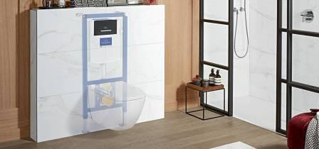 Premium Bathrooms - Touchless Flusing