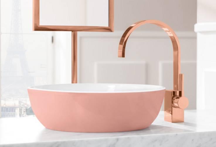 Premium Bathrooms India - Colored Basins