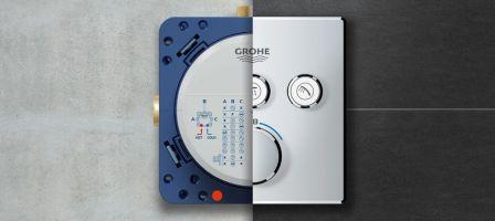 Indian Building Materials Market - GROHE Smart Control